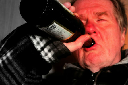 Abusar de la bebida