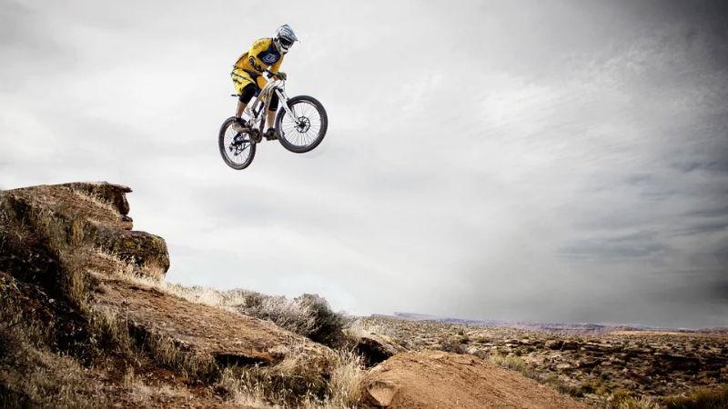 Rutas de montaña en bicicleta
