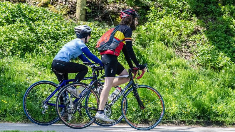 ciclismo actividad fisica recomendable