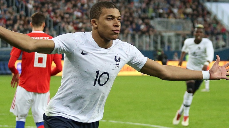 Real Madrid y Mbappé