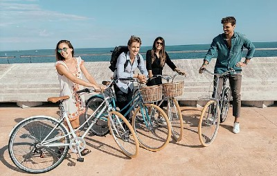 Alquiler de bicicletas Kleta