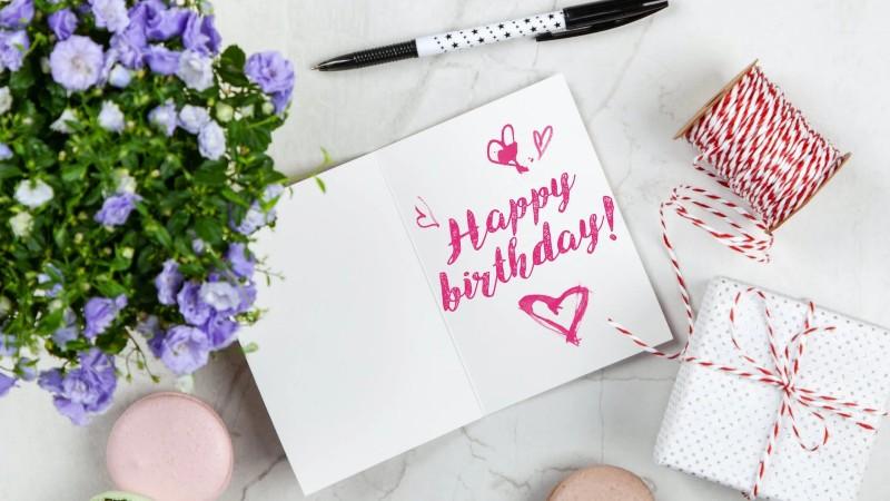Felicitar el cumpleaños
